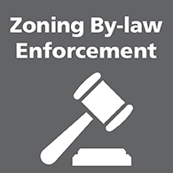 Zoning By-law Enforcement page tile